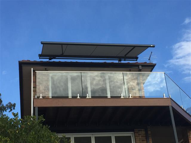 Markilux 1600 Awning at Eleebana - installed by East Coast Shade Design