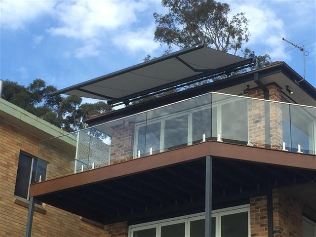 Markilux 1600 Awning at Eleebana (c) - installed by East Coast Shade Design