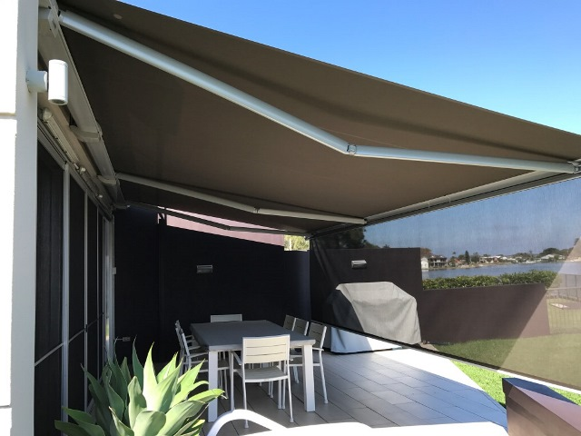 Markilux 6000 Folding Arm Awning - East Coast Shade Design