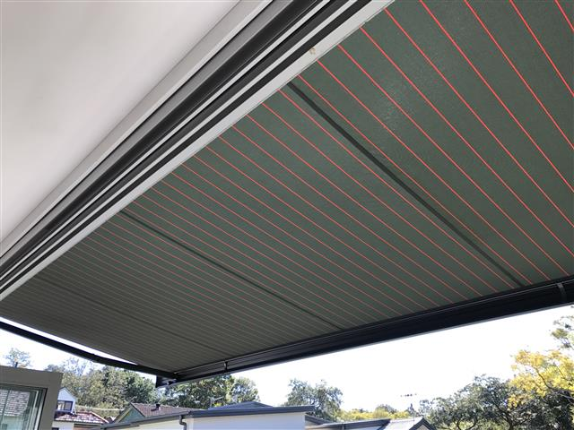 Markilux 970 Folding Arm Awning - installed at New Lambton