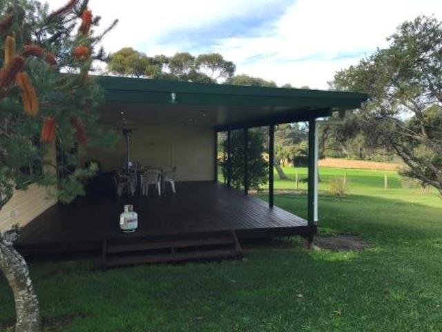 Outdoor Ziptrak Blinds installed by East Coast Shade Design at Eraring, Lake Macquarie