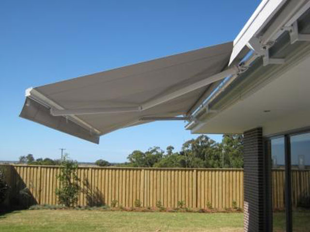 Retractable Awning - installed by East Coast Shade Design