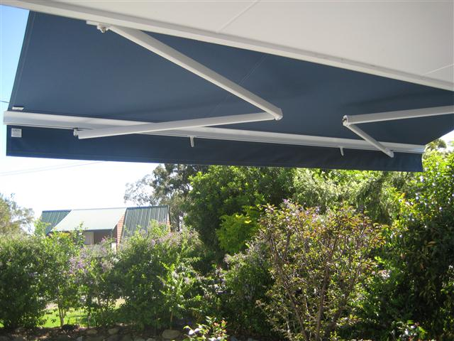 Retractable Awning - Arcadia Vale - installed by East Coast Shade Design