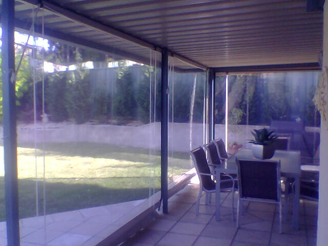 Outdoor Blinds Clear Pvc Blinds Amp Shade Cloth Blinds Gallery