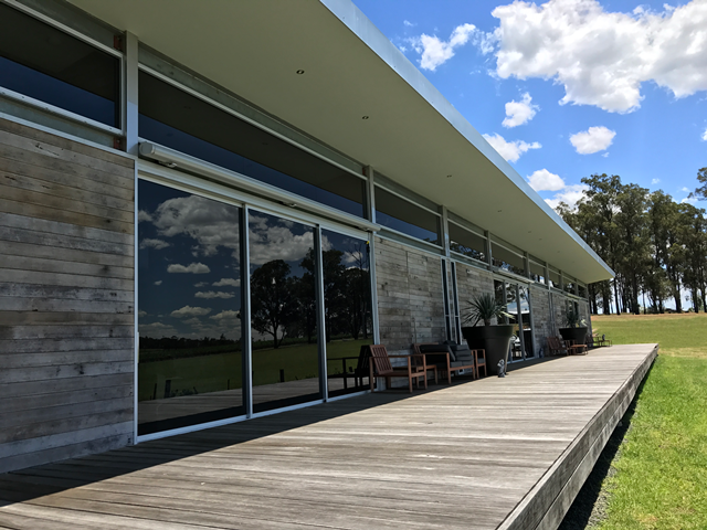 Markilux 5010 Folding Arm Awning installed at Hunter Valley by East Coast Shade Design 6