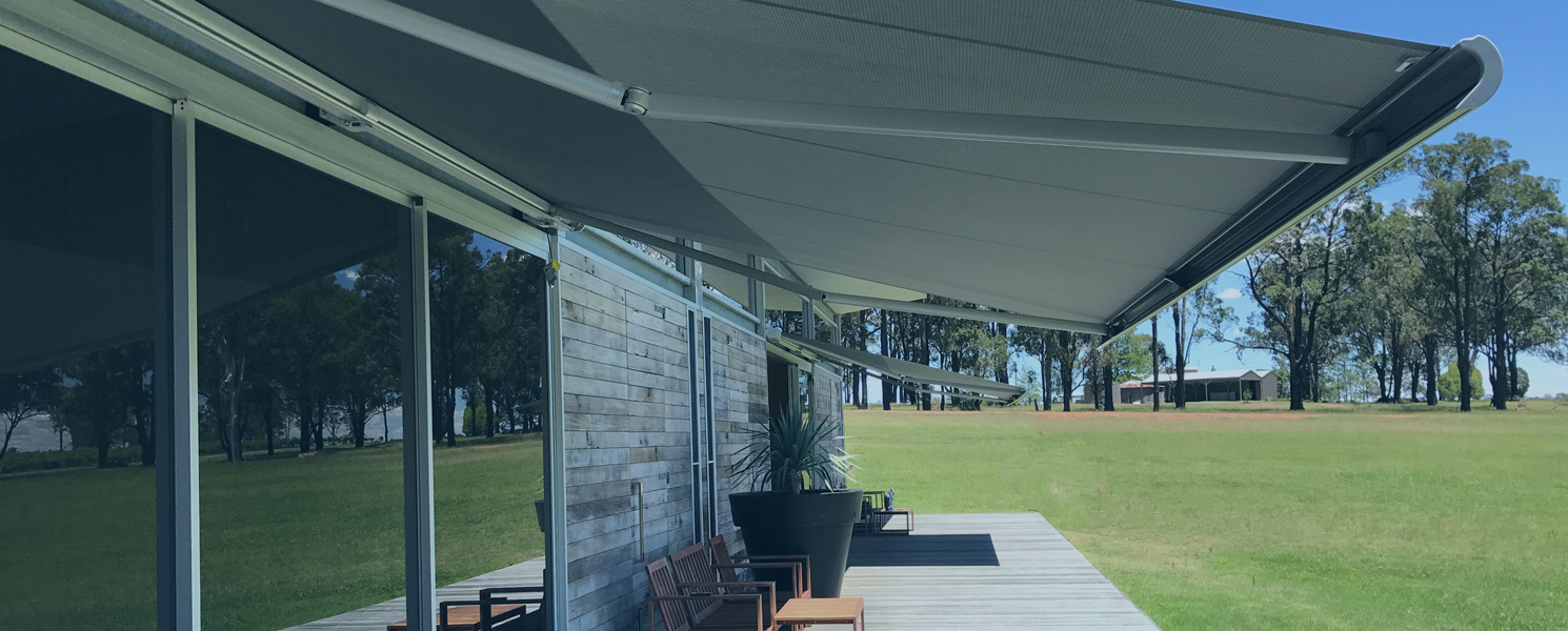 Outdoor Blinds Folding Arm Awnings Shade Sails