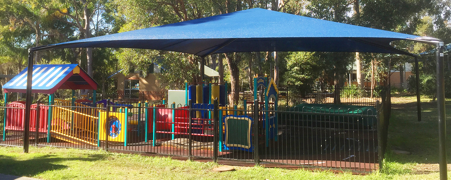Shade Sails Shade Structures For Child Care Centres And