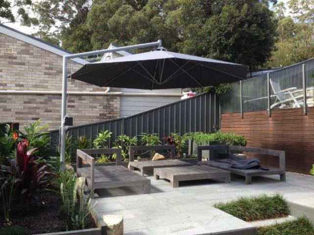 Outdoor Ultrashade Umbrellas Gallery. Outdoor Blinds And Awnings Newcastle. Home Design Ideas