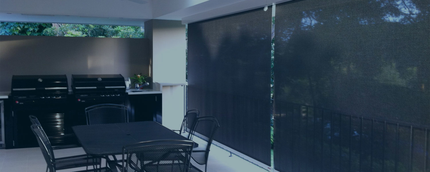 Shade Mesh Blinds